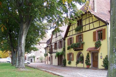 Maison thomas chambre d 39 hote ammerschwihr dans le departement de haut rhin - Chambre d hote alsace riquewihr ...