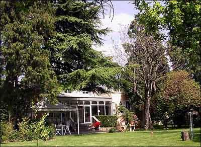 Le Jardin Secret Chambre D 39 Hote Paris Noisy Le